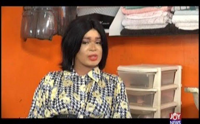 Ghana's First Transgender – The Pulse on JoyNews (10-5-19)