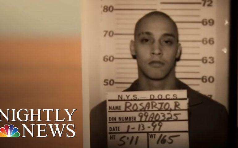 Wrongly Convicted Richard Rosario Stuns Judge at Hearing | NBC Nightly News