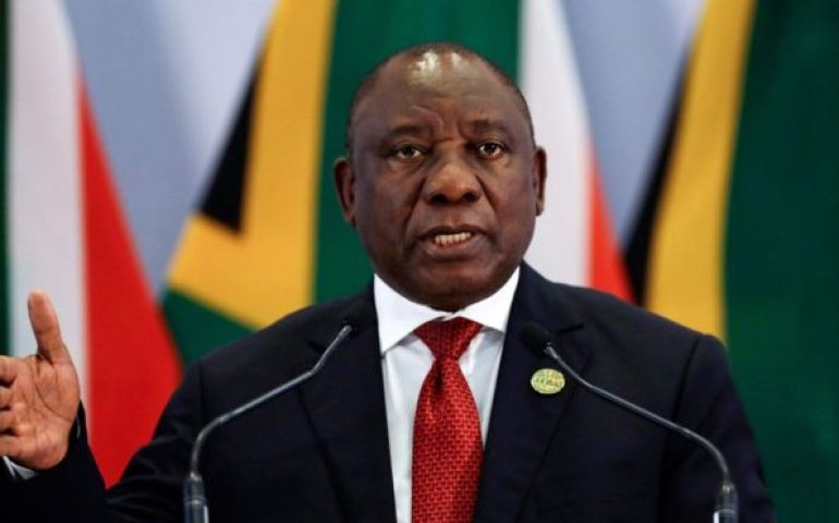 President Cyril Ramaphosa promised land reform on his election in February