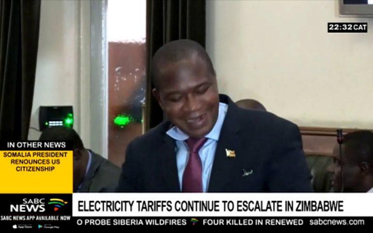 Zimbabwe's electricity tariffs continue to escalate: Mthuli Ncube