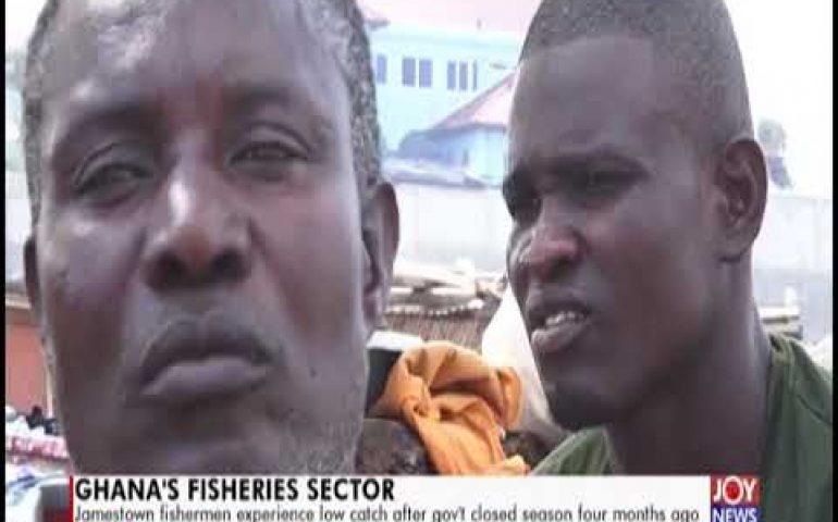 Ghana's Fisheries Sector – News Desk on JoyNews (9-10-19)