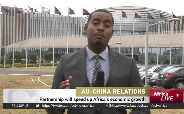 African Union to send an Ambassador to China
