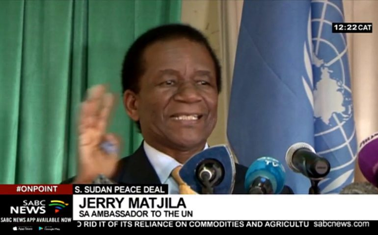 UN Security Council pushes for peace in South Sudan