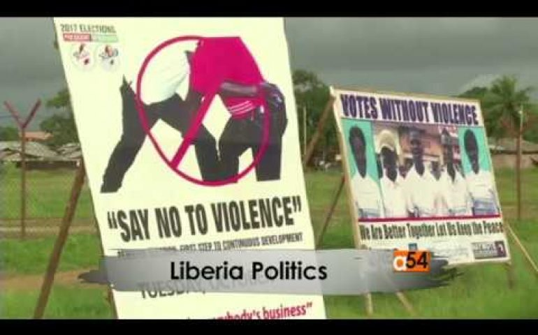 Liberian President Sirleaf on Campaigning and Elections