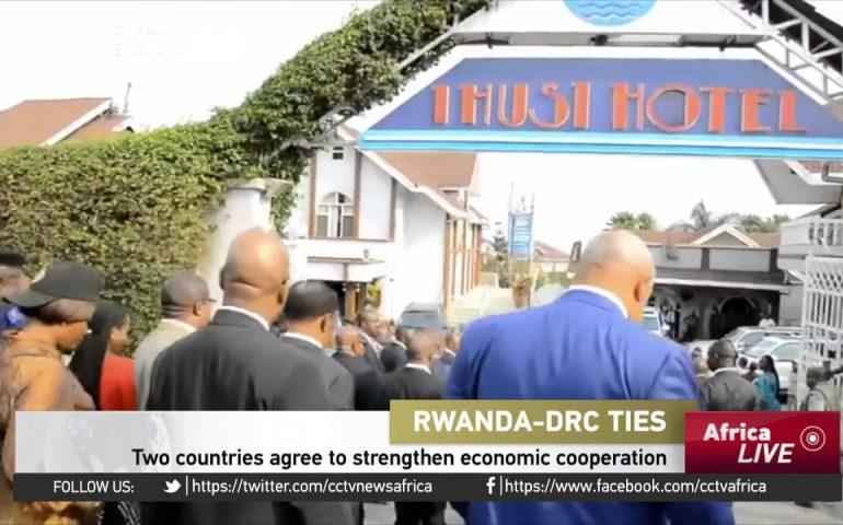Rwanda – DRC agree to strengthen economic cooperation
