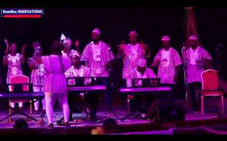 TEH GEE BWA BWE || LIBERIA PREMIERE CHORALE