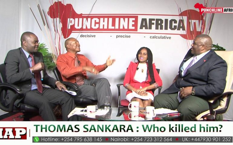MAP: Who Killed Thomas Sankara Part 2