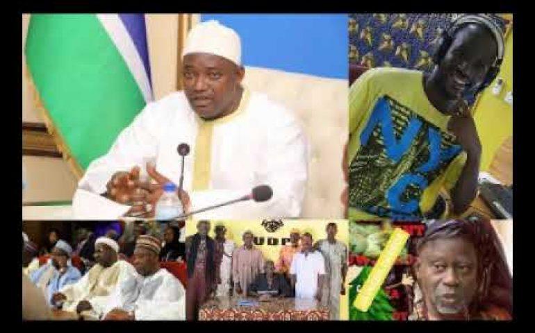 GAMBIA NEWS WITH KEBBA CAMARA 16TH DECEMBER 2019