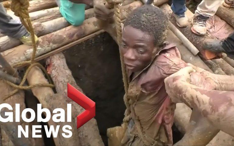 8 found alive after flooding of Zimbabwe mine