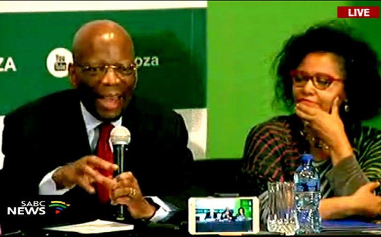 Xenophobic attacks    SA ministers address media