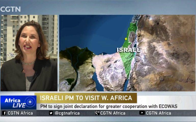 Israeli prime minister Benjamin Netanyahu due in Monrovia for the ECOWAS summit