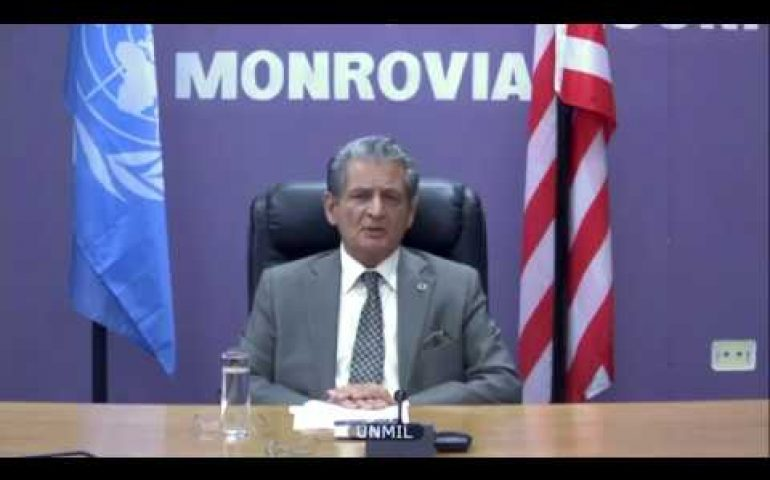 United Nations Mission in Liberia (UNMIL) – Press Conference (25 January 2018)