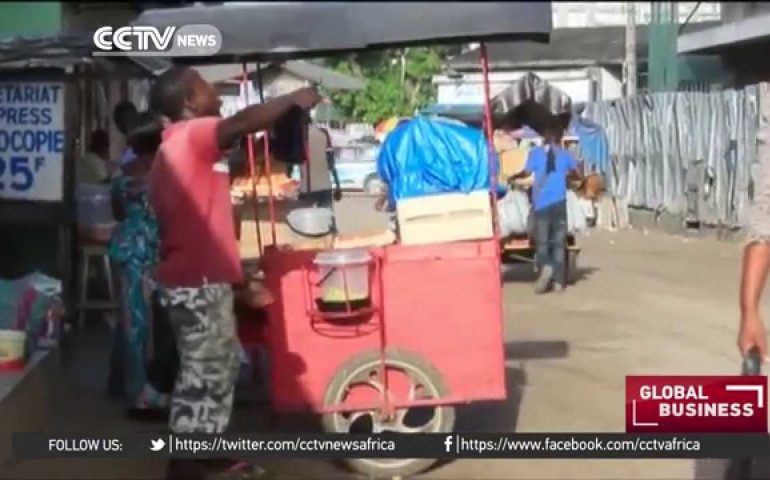 Street food becoming popular in DRC