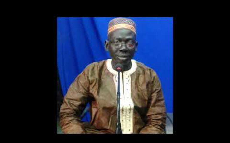 Gambia news with sarjo barrow 09.06.2019