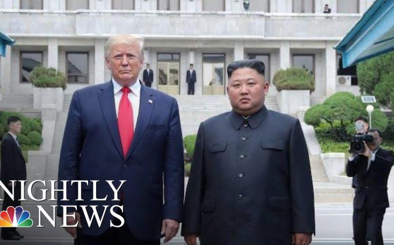 Nightly News Full Broadcast (June 30th) | NBC Nightly News