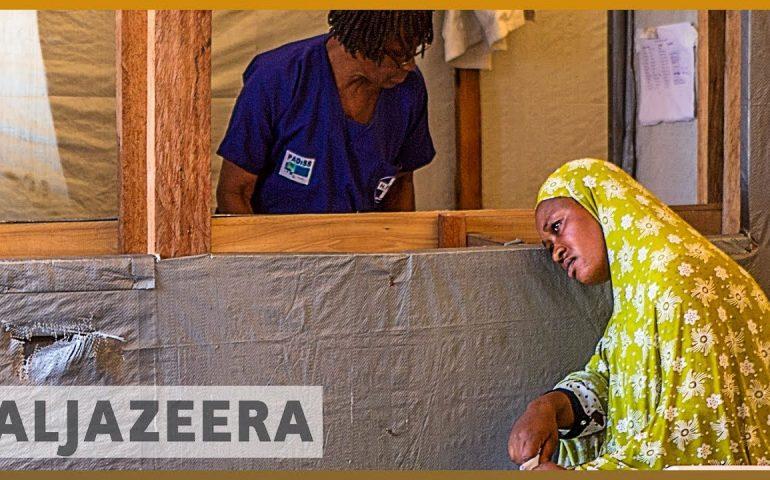 DR Congo: Ebola fears as the virus spreads