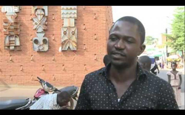 Opposition leader: 'Civilian must head Burkina Faso transition'