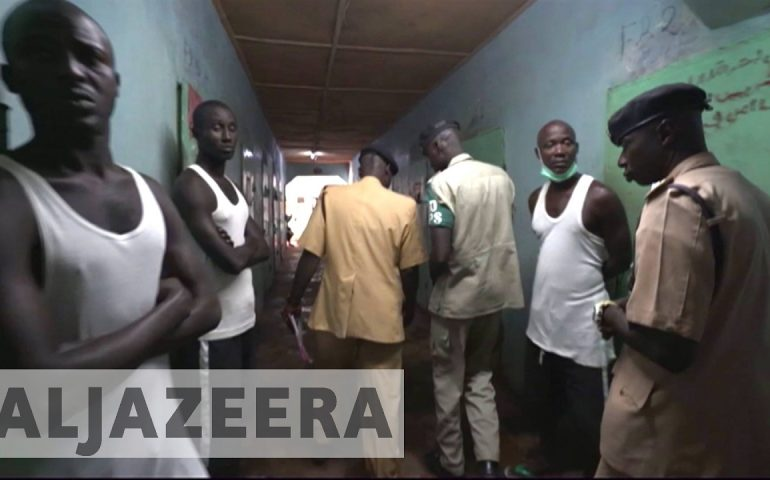 A look inside Gambia's infamous Mile 2 prison