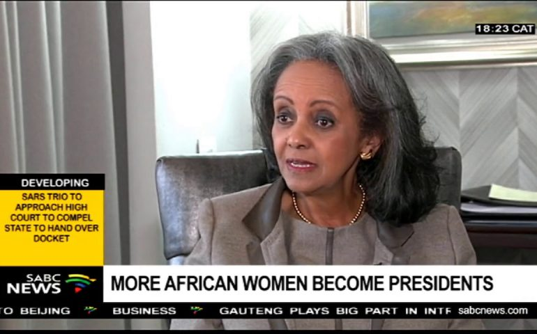 Ethiopia will work hard to maintain peace: Sahle-Work Zewde