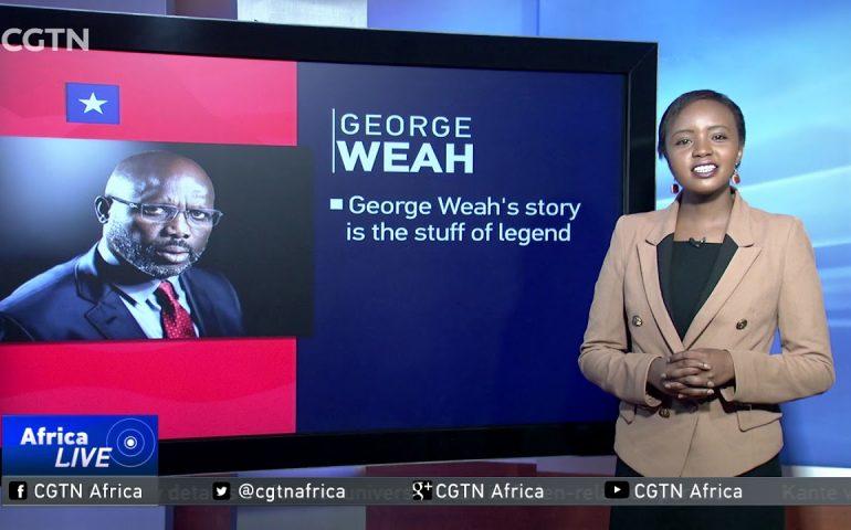Weah, Boakai contest for Liberia's presidency