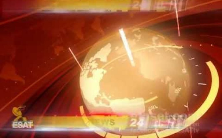 ESAT BREAKING NEWS Ethiopia Meles' programmed address in South Africa forced to be cancelled