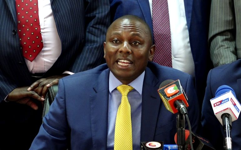 BREAKING NEWS AS ODM GOONS POISOINED DIDMUS BARASA,HOSPITALIZED IN SOUTH AFRICA!!