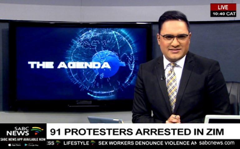UPDATES: Zimbabwe protests