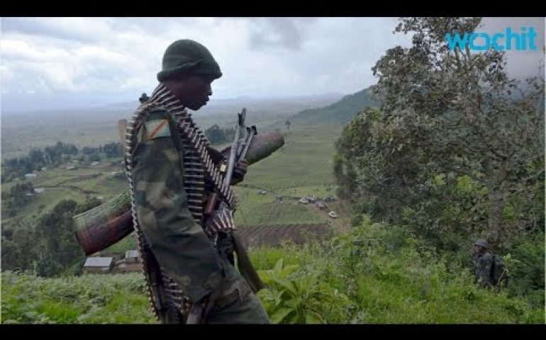 Congo Soldiers Clash With Rwandan Rebels in Transit Camp