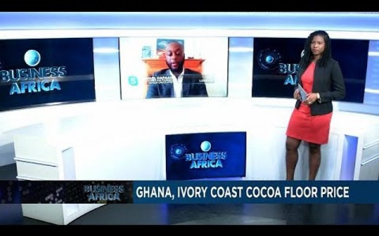 Ghana, Ivory Coast cocoa floor price