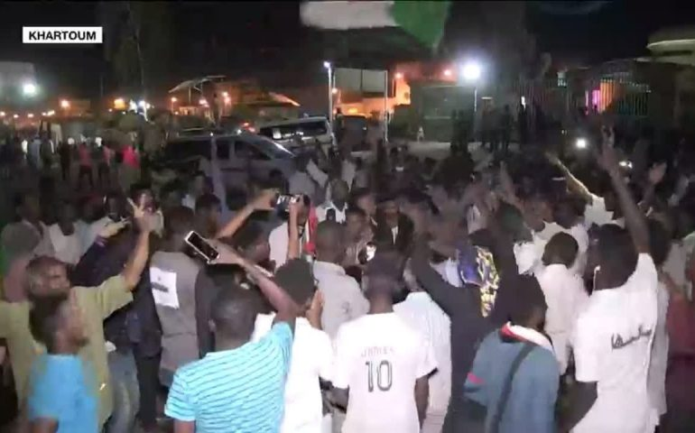Military and protest leaders strike preliminary deal, deadly clashes in Sudan