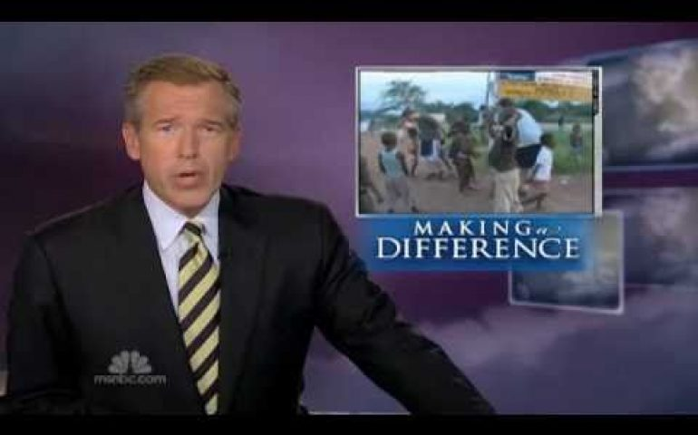 Peace Corps' Return to Sierra Leone – NBC Nightly News