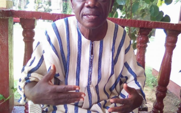 Morris Kaba