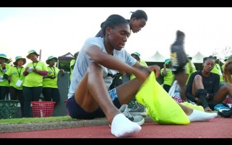 South Africa's Olympic runner Caster Semenya loses appeal on testosterone ruling