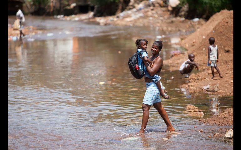 FALLING FREETOWN: Sierra Leone mudslide survivors live in fear of fresh disaster