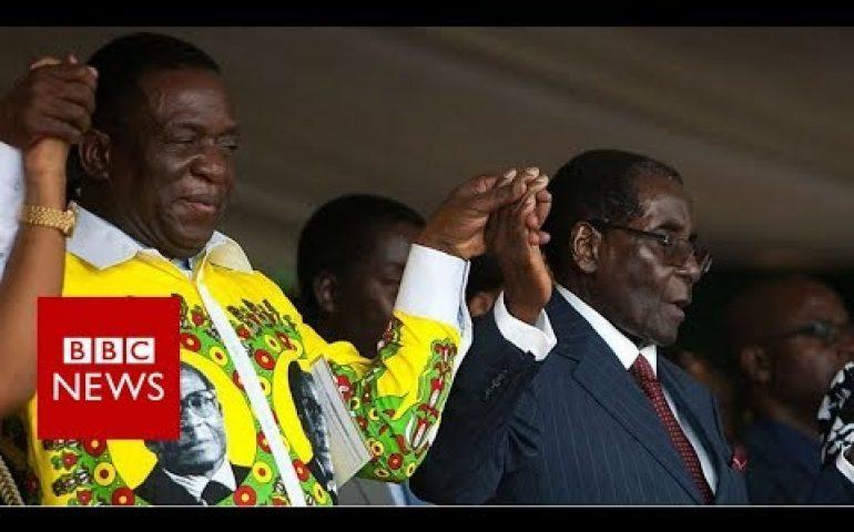 Zimbabwe crisis: Who's the 'crocodile'? – BBC News