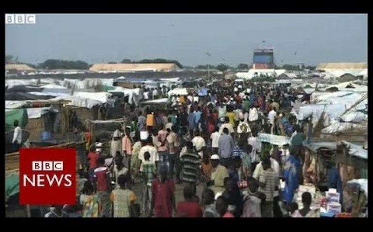 Rape as revenge in South Sudan – BBC News