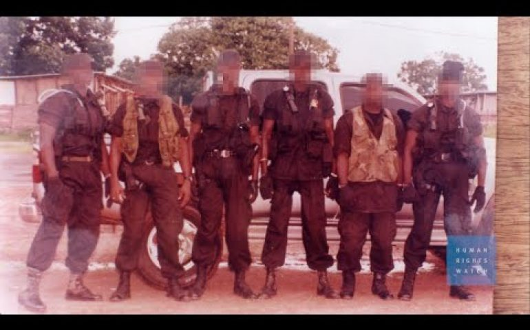 Gambians Flee Torture, Repression