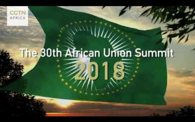 The 30th African Union Summit 2018