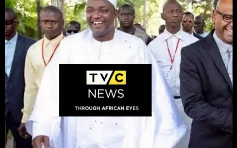 Adama Barrow: Who is Gambia's new President?