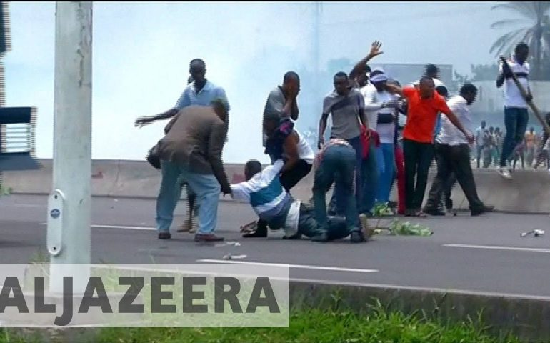 DRC: 17 killed as anti-Kabila protests turn violent
