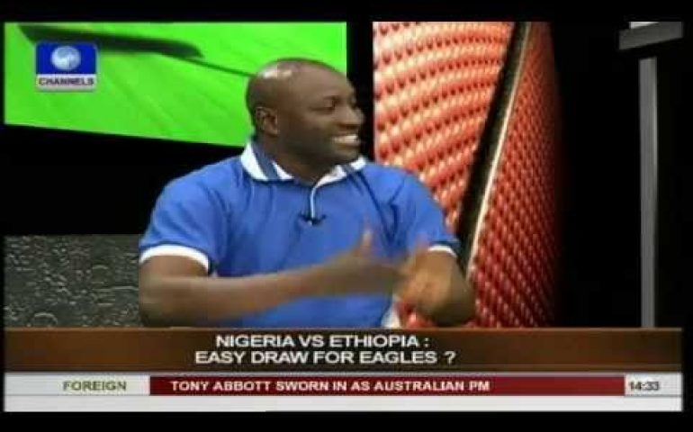 Analysts speak on Nigeria vs Ethiopia clash pt.1