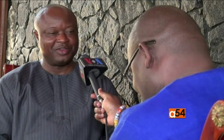 Interview with Sierra Leone presidential candidate Samuel Sam-Sumana
