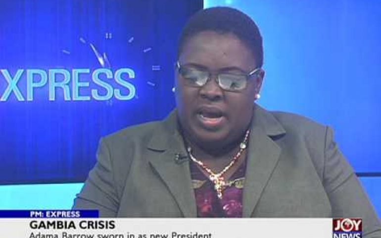Gambia's Political Crisis – PM Express on Joy News (19-1-17)