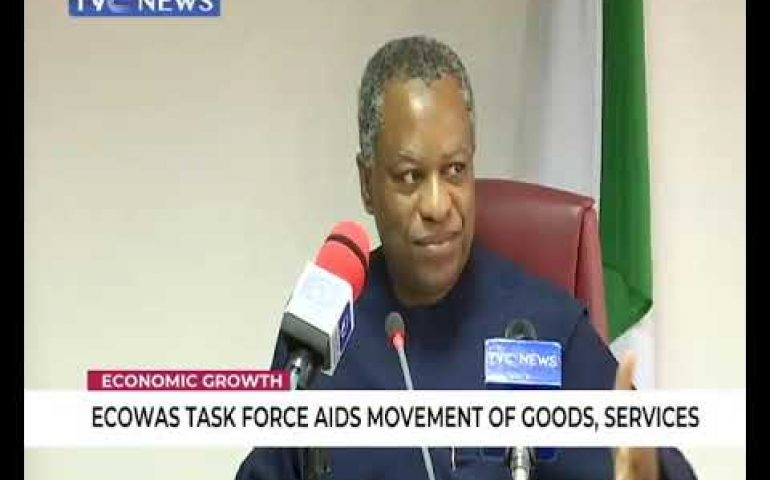 ECOWAS Task Force calls for removal of trade barriers