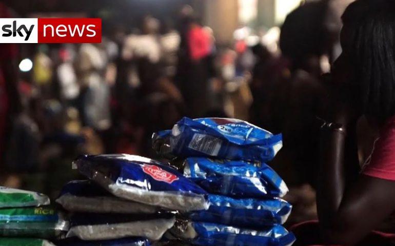 Zimbabwe on brink of economic collapse