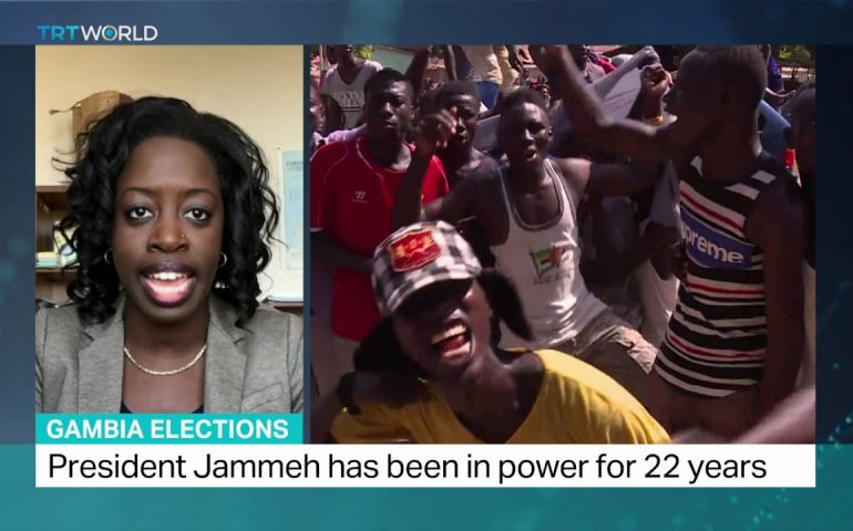 Kamissa Camara on Gambia's Surprise Election Result