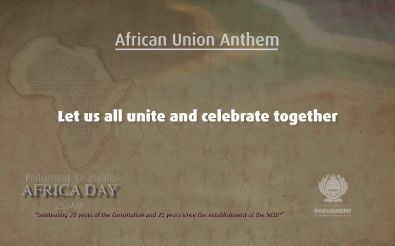 African Union Anthem
