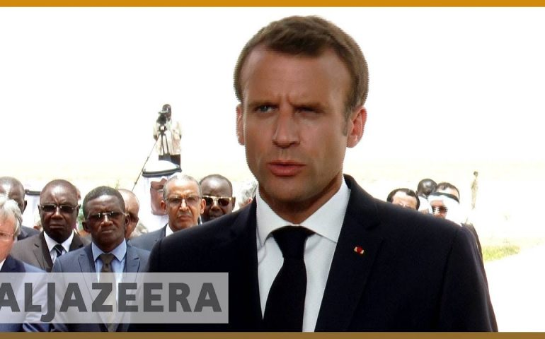 🌍 African Union summit: Macron addresses security in Sahel | Al Jazeera English