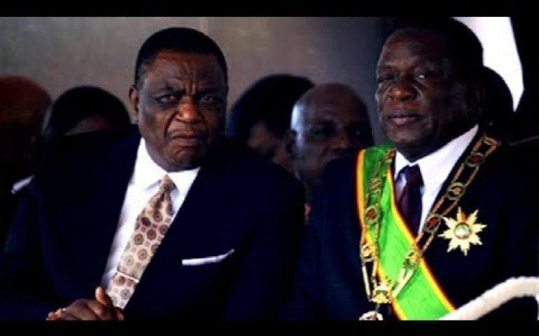 Zimbabwe's Vice Pres Chiwenga in SA for treatment