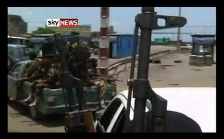Ivory Coast: UN Fires On Gbagbo's Palace